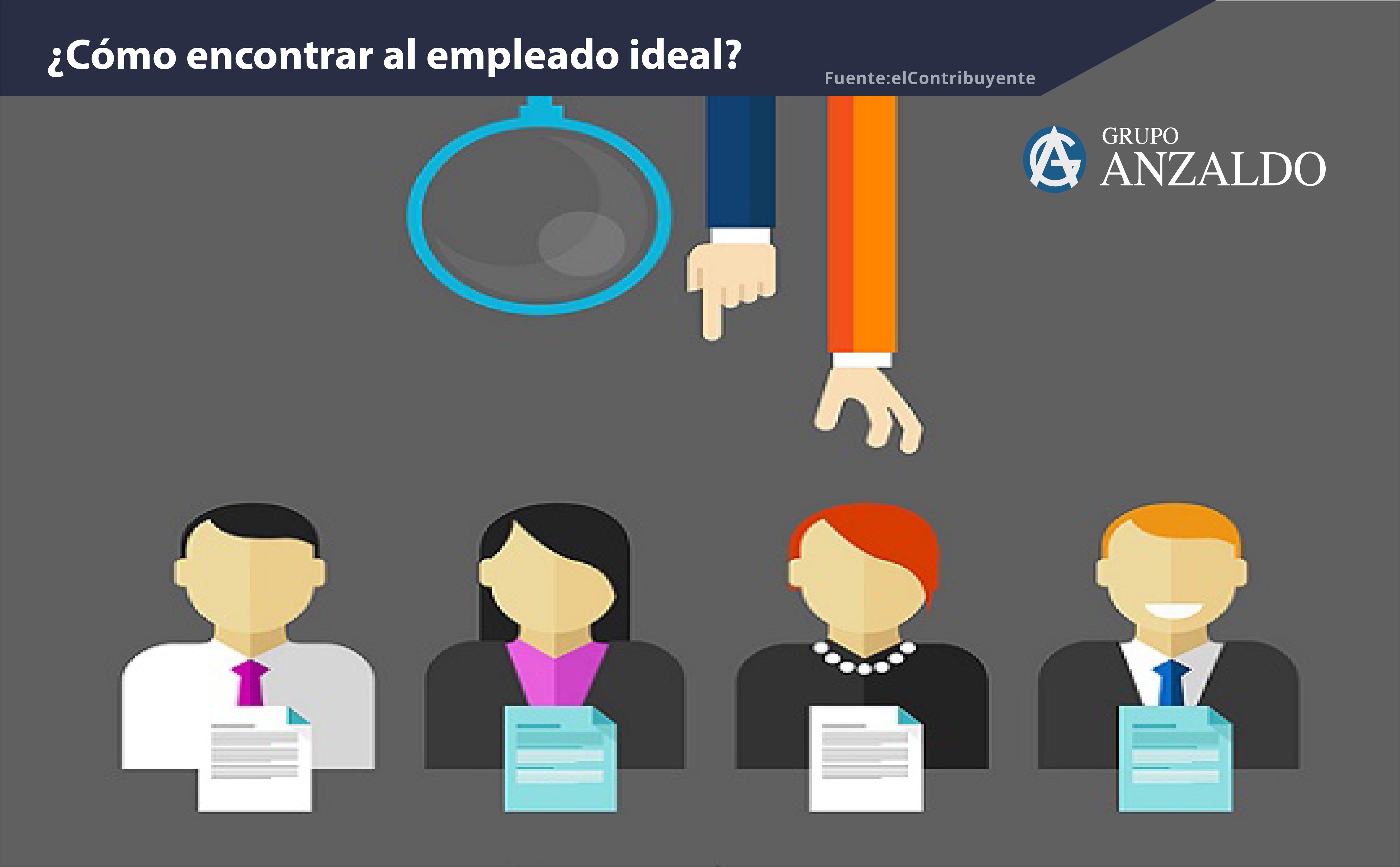 ¿Cómo encontrar al empleado ideal?